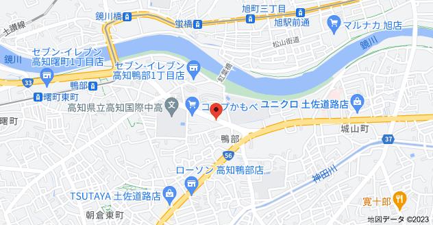 麺屋 輝の地図