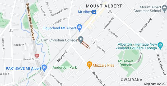 Location of McLean Street