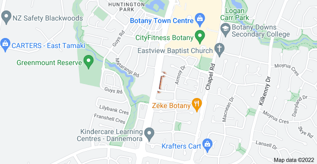 Location of Marlon Lane