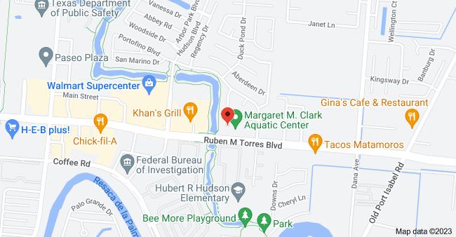 Map of 2901 FM802, Brownsville, TX 78526