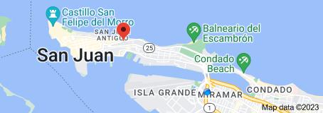 Map of Cámara De Representantes
