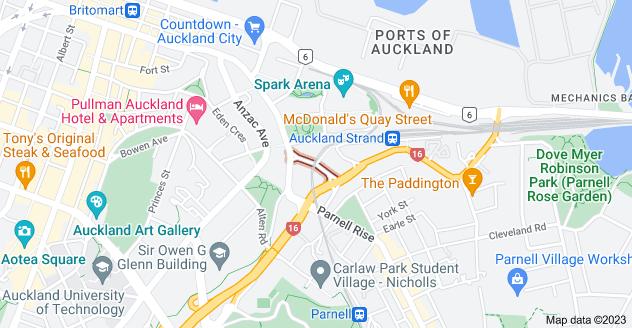 Location of Ronayne Street
