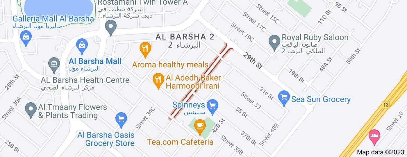 Location of 36 B Street
