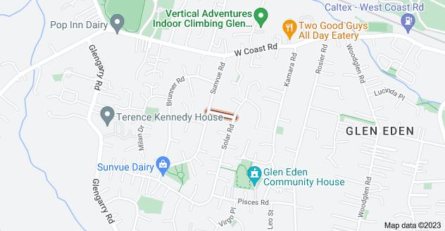 Location of Libra Street