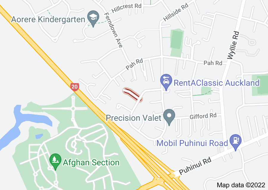 Location of Bendale Place