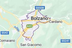 Mappa di: Bolzano