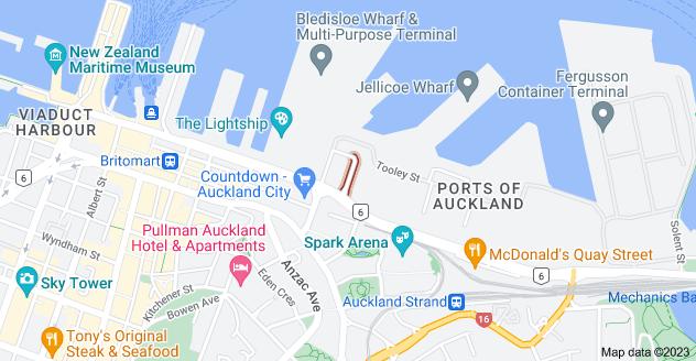 Location of Plumer Street
