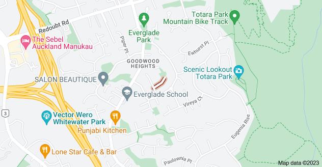 Location of Macadamia Close