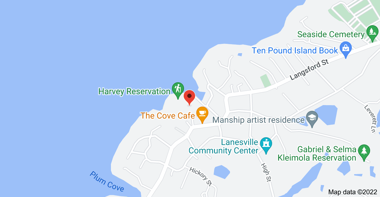 Map of 1052R Washington St, Gloucester, MA 01930