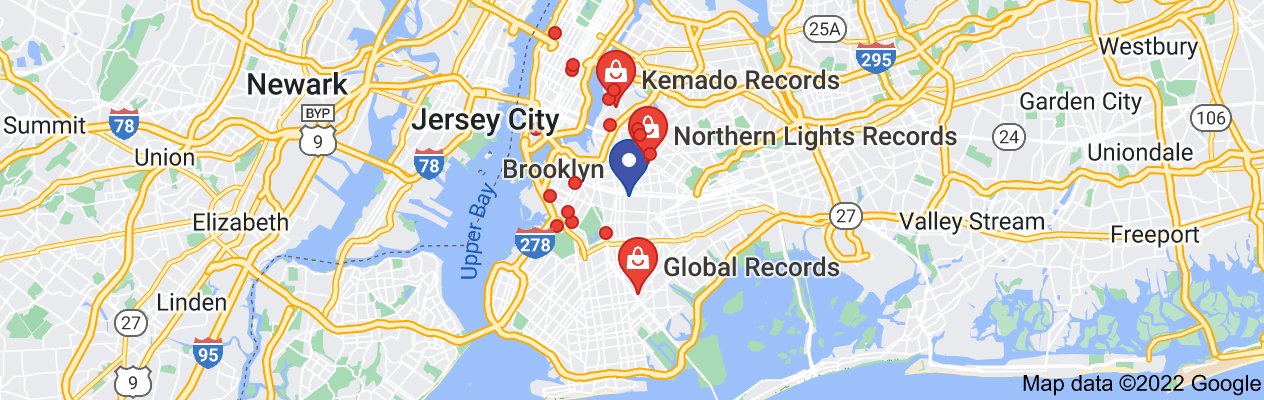 RECORD LABELS IN BROOKLYN NY USA