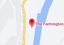 Map of The Farmington Hotel Liberia