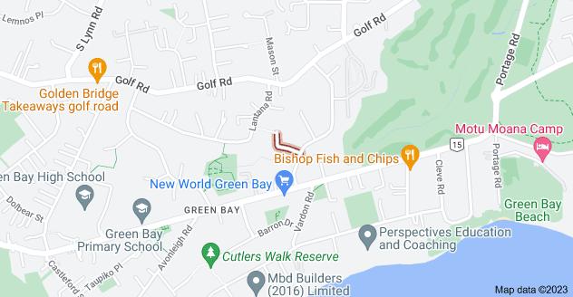 Location of Thuja Street