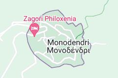 Kaart van Monodendri