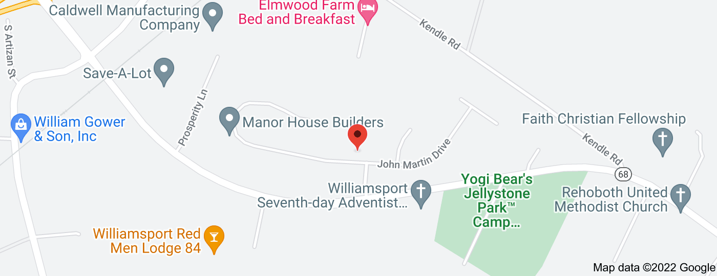 Location of Harvest Realty, Inc.