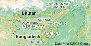 Peta Assam