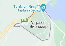 Kaart van Virpazar