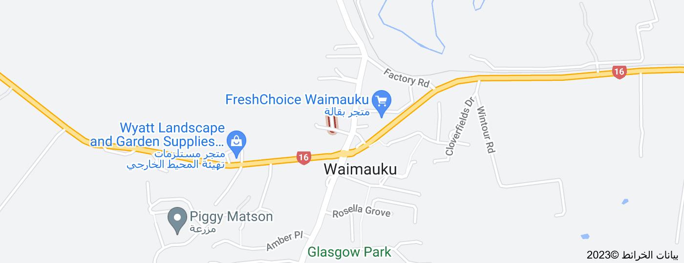 Location of Murray Way