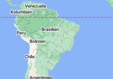 Location of Brasilien