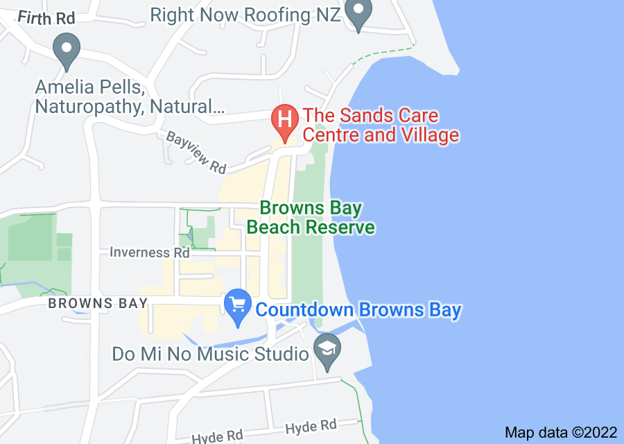Location of Manly Esplanade