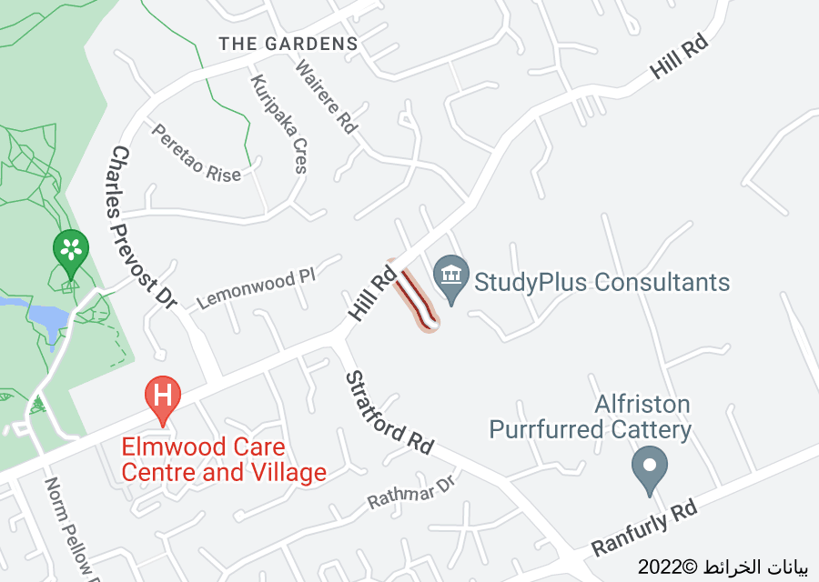 Location of Murrayfield Lane
