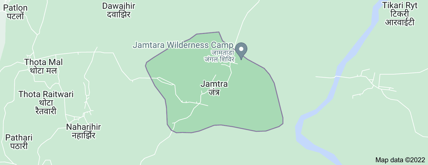 Location of Jamtra