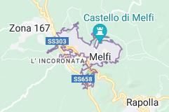 Mappa di: Melfi