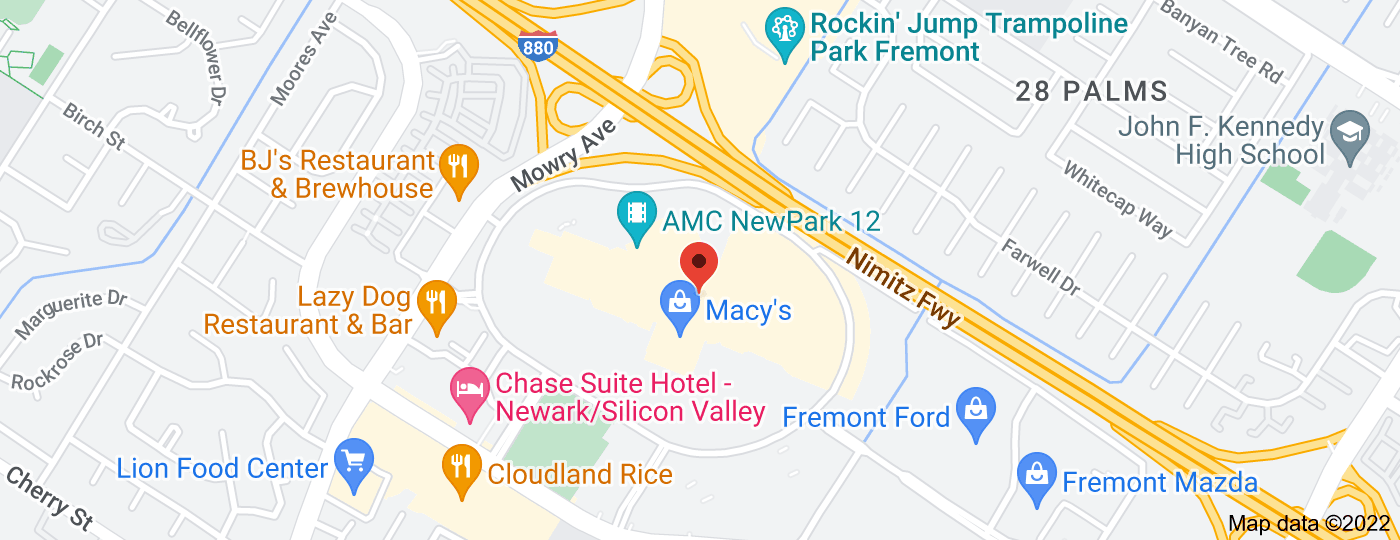 Location of NewPark Mall