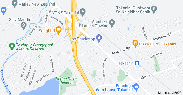 Location of Challen Close