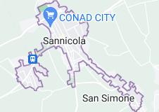 Mappa di: Sannicola