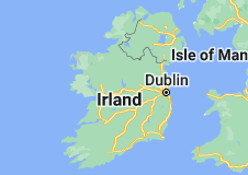 Location of Irland