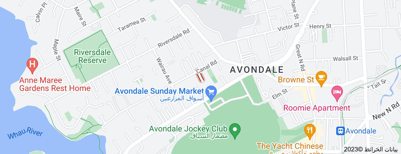 Location of Naumai Street