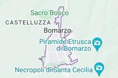 Bomarzo: carte