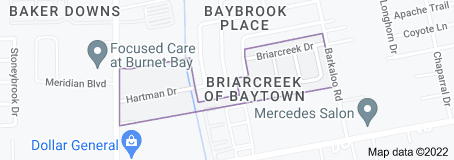 Briarcreek Of Baytown Baytown,Texas <br><h3><a href=