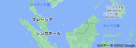 Location of マレーシア