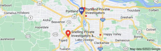 Portland, OR private investigators