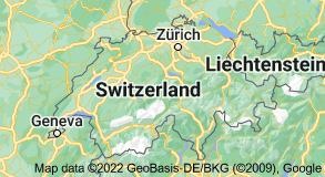Location of Switzerland
