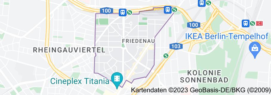 Friedenau, Berlin