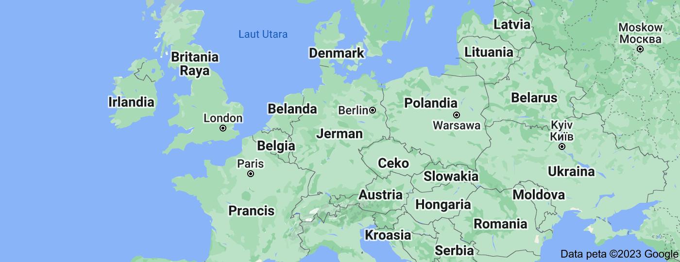 Location of Jerman