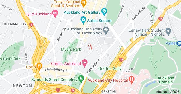 Location of White Street