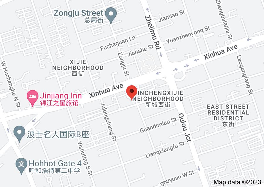 Location of Hangzhou Small Steamed Bun
