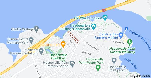 Location of Cochrane Road