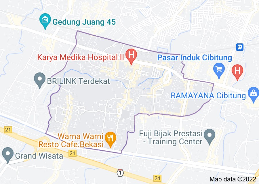 Location of Tambun
