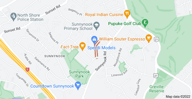 Location of Wylie Avenue