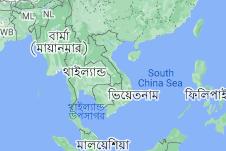 Location of ভিয়েতনাম