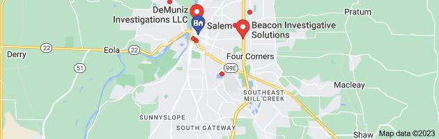 Salem, OR private investigators