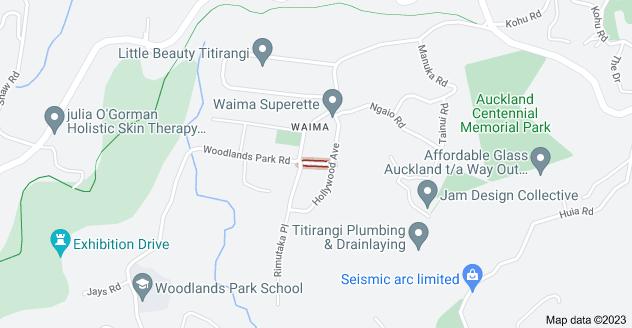 Location of Grovelands Way