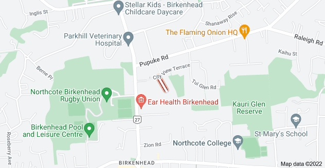 Location of Felstead Street
