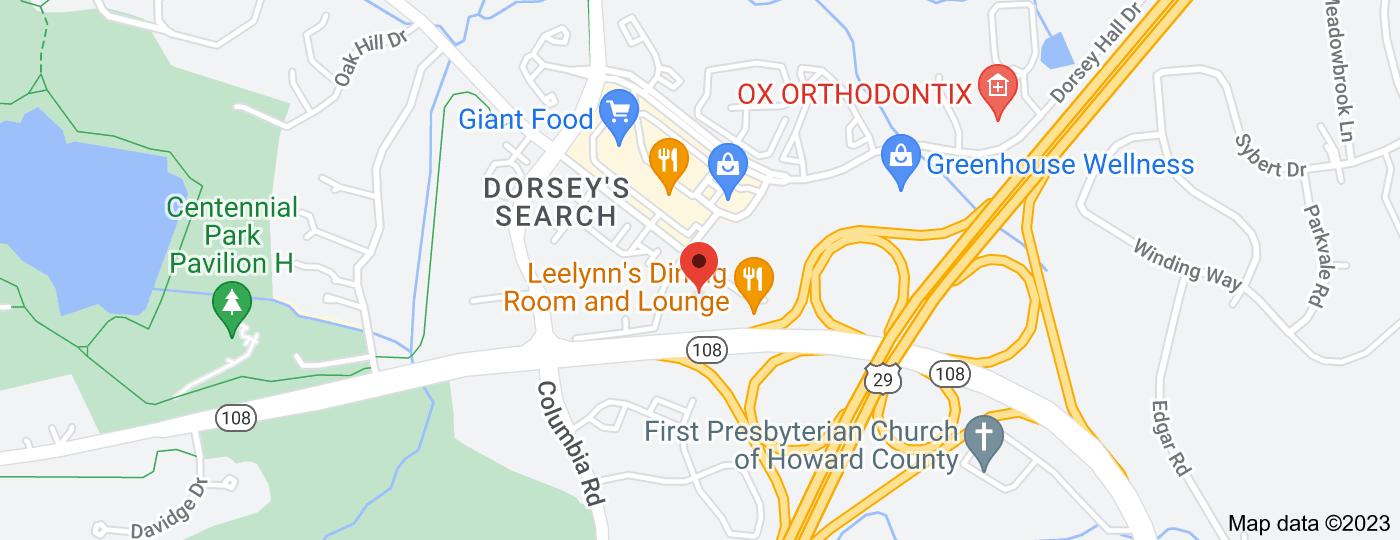 Location of Parnes May & Associates: Baldwin Robert M MD