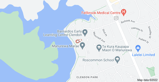 Location of Matua Place