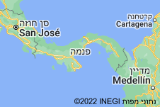Location of פנמה